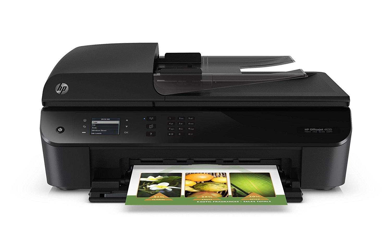 imprimante recto verso HP officejet 4632