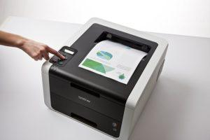 imprimante recto verso brother hl-3150CDW LED