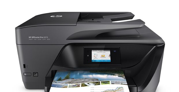 Imprimante recto verso Officejet Pro 6970